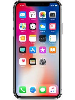 Apple iPhone X Price in India