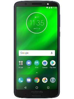 Motorola Moto G6 Plus Price in India