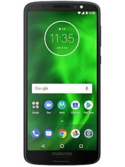 Motorola Moto G6 Price in India