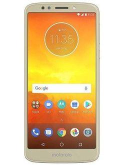 Motorola Moto E5 Price in India