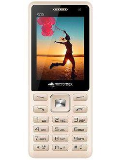 Micromax X725 Dual SIM Price in India