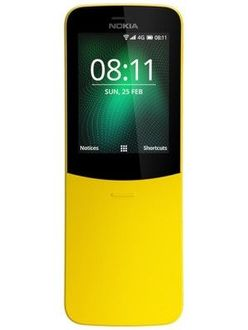 Nokia 8110 4G Price in India