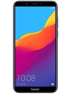 Huawei Honor 7C Price in India