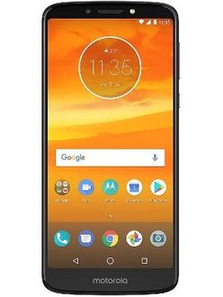 Motorola Moto E5 Plus Price in India