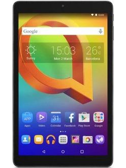 Alcatel A3 10 Tablet 1GB RAM Price in India