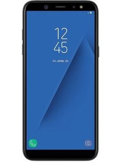 Samsung Galaxy A6 Price in India