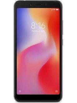 Xiaomi Redmi 6A Price in India