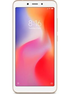 Xiaomi Redmi 6 Price in India