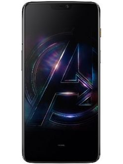 OnePlus 6 Marvel Avengers Edition Price in India