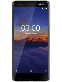 Nokia 3.1 Price in India