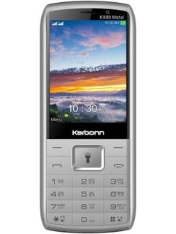 Karbonn K888 Metal Price in India