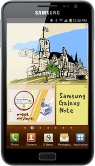 Samsung Galaxy Note Price in India