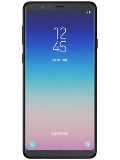 Samsung Galaxy A9 Star Price in India