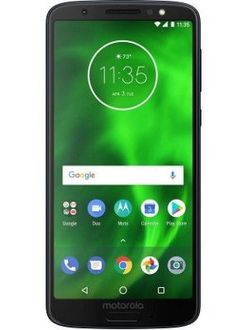 Motorola Moto G6 64GB Price in India