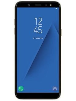 Samsung Galaxy A6 64GB Price in India