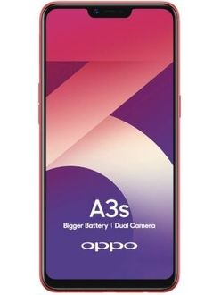OPPO A3s Price in India