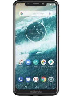 Motorola One Price in India