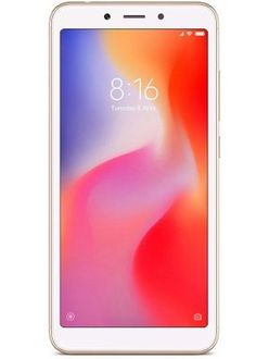 Xiaomi Redmi 6A 32GB Price in India