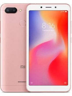 Xiaomi Redmi 6 64GB Price in India