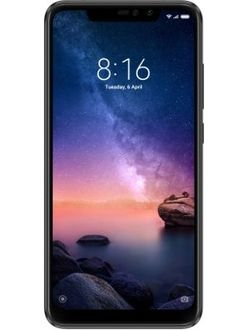 Xiaomi Redmi Note 6 Pro Price in India