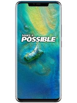 Huawei Mate 20 Pro Price in India