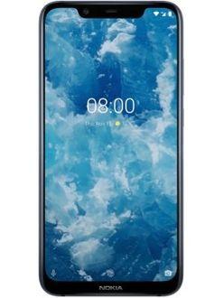 Nokia 8.1 Price in India