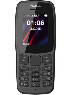 Nokia 106 (2018) Price in India