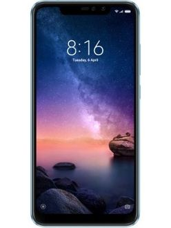 Xiaomi Redmi Note 6 Pro 6GB RAM Price in India
