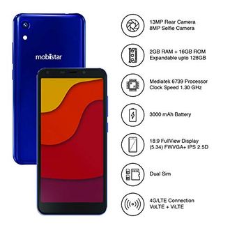 Mobiistar C1 Shine Price in India