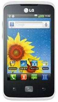 LG Optimus Hub E510 Price in India