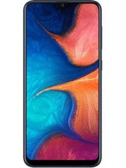 Samsung Galaxy A20 Price in India
