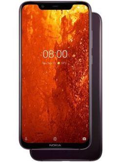 Nokia 8.1 6GB RAM Price in India
