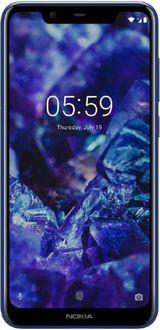 Nokia 5.1 Plus 4GB RAM Price in India