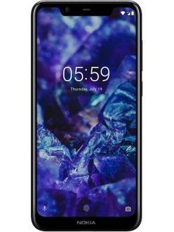 Nokia 5.1 Plus 6GB RAM Price in India