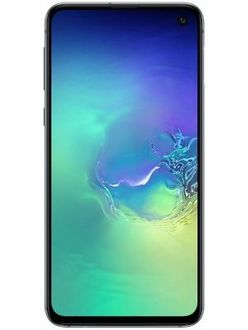Samsung Galaxy S10E Price in India