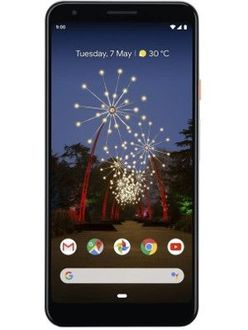Google Pixel 3A XL Price in India