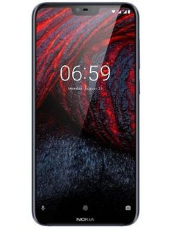 Nokia 6.1 Plus 6GB RAM Price in India