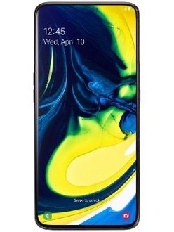 Samsung Galaxy A80 Price in India
