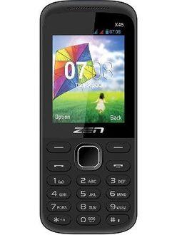 Zen X45 Price in India