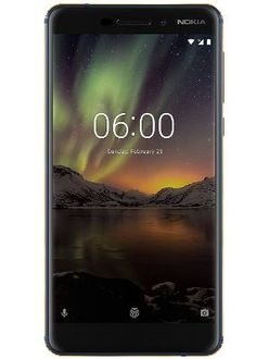 Nokia 6.1 32GB Price in India
