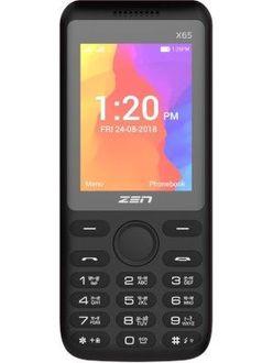 Zen X65 Price in India