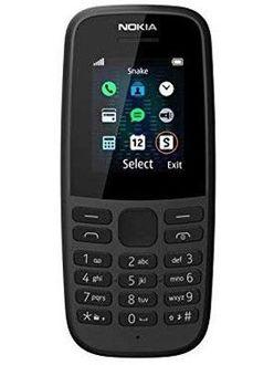 Nokia 105 (2019) Price in India