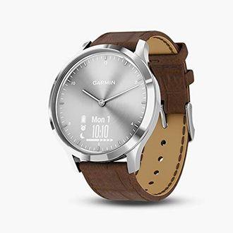 Garmin Vivomove HR Rubber Smart Watch Price in India