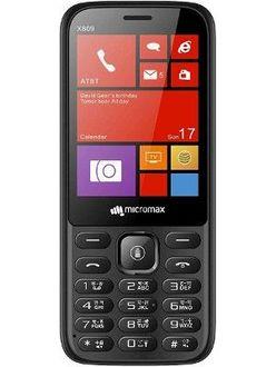 Micromax X809 Price in India