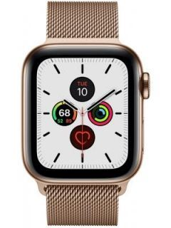 Apple Watch Series 5 GPS Aluminium Case with Sport Band 40 mm Price in India