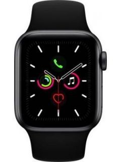 Apple Watch Series 5 Aluminium Case with Sport Band 44 mm (GPS + Cellular) Price in India