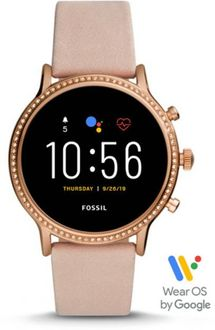 Fossil FTW6035 Julianna HR Smart Watch Price in India