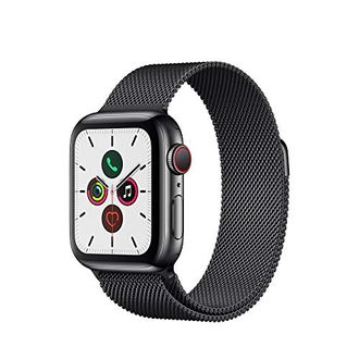 Apple Watch Series 5 Stainless Steel Case with Milanese Loop 40 mm Price in India