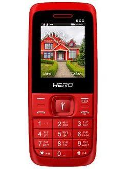 Lava Hero 600 Price in India