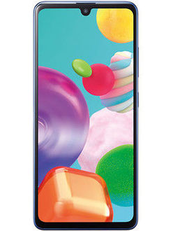 Samsung Galaxy A41 Price in India